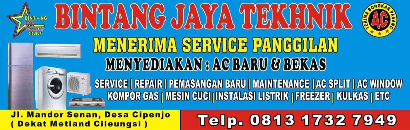 Service AC Cibubur