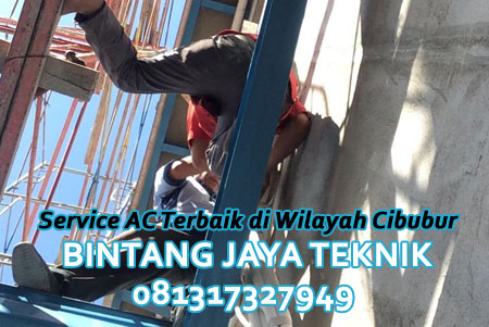 Service AC Terbaik di Wilayah Cibubur