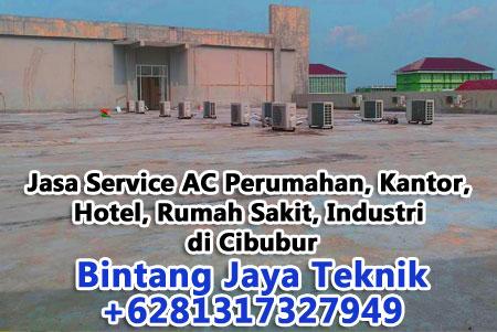 Jasa Service AC Perumahan, Kantor, Hotel, Rumah Sakit, Industri di Cibubur