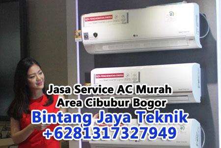 Jasa Service AC Murah Area Cibubur Bogor