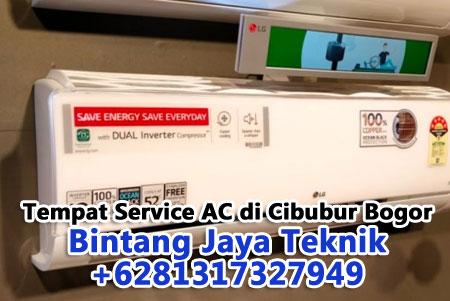 Tempat Service AC di Cibubur Bogor dan sekitarnya